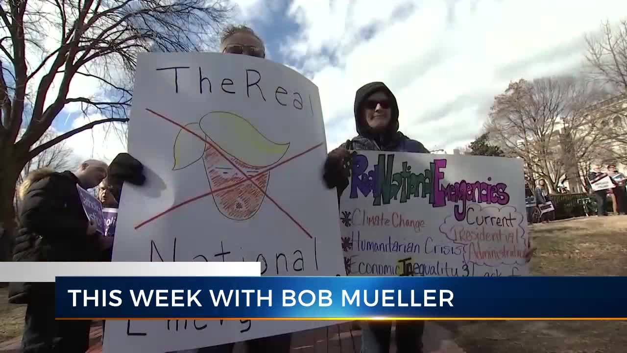This Week with Bob Mueller: Feb. 23, 2019