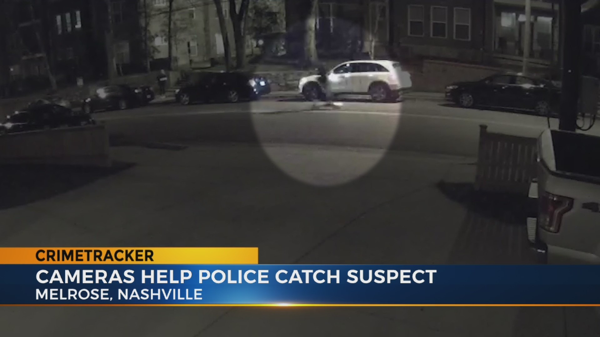 Man linked to 4 attacks on Nashville women, one caught on camera
