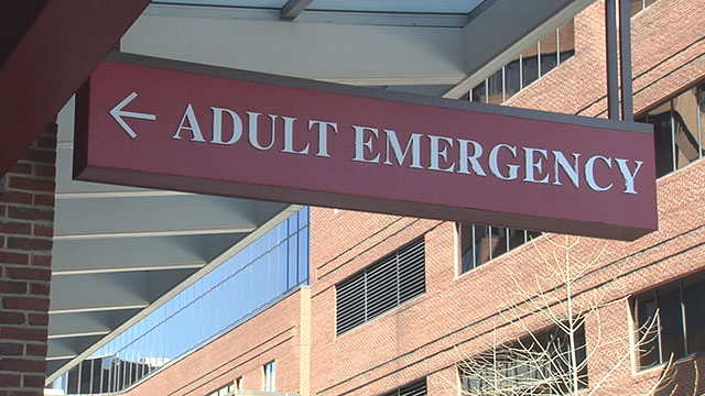 Hopkinsville resident rushed to Vanderbilt hospital for