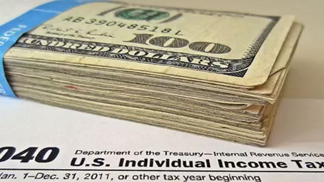 Tax Money Generic_408325