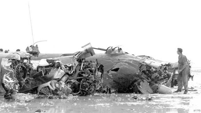 1944 WWII crash