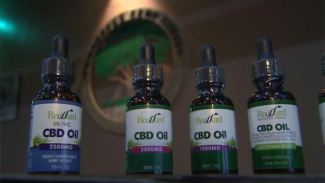 FDA looks into regulating CBD in food, beverages, more