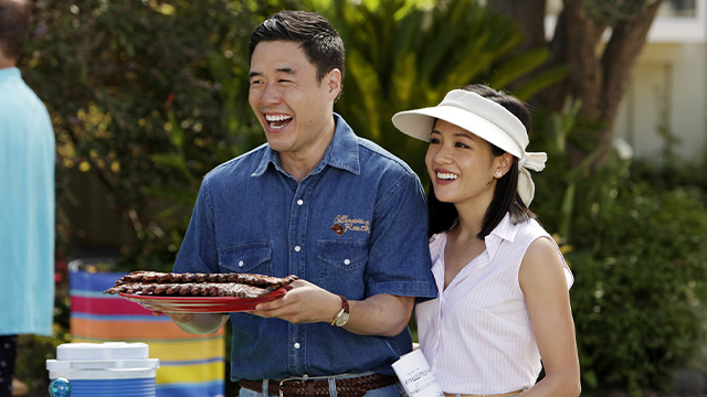 Fresh off the Boat Randall Park Constance Wu