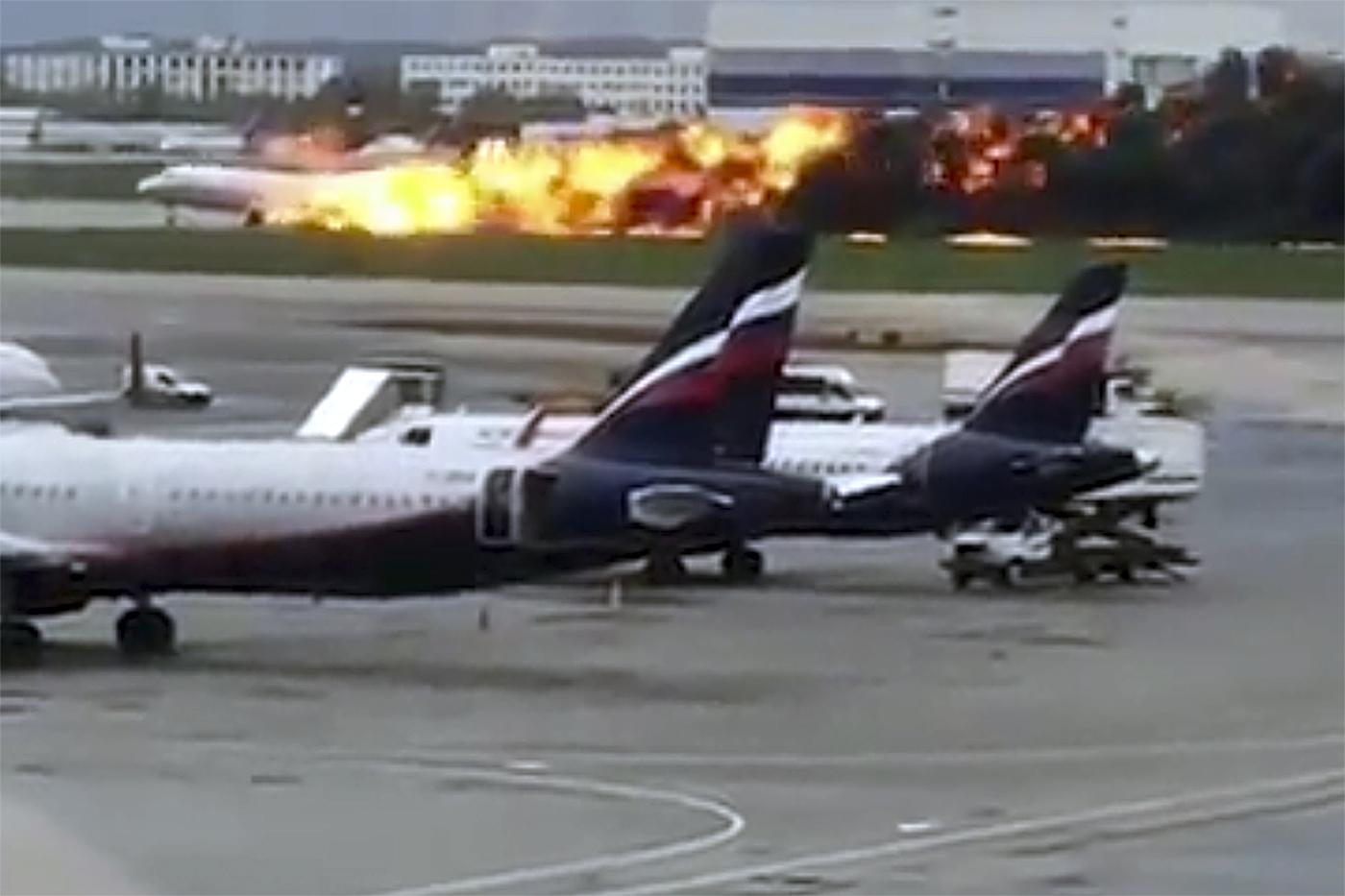 Russia Plane Fire_1557096453105