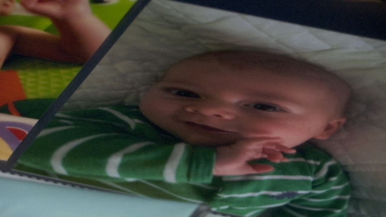 3-month-old Wayne Co  baby fighting for his life after car
