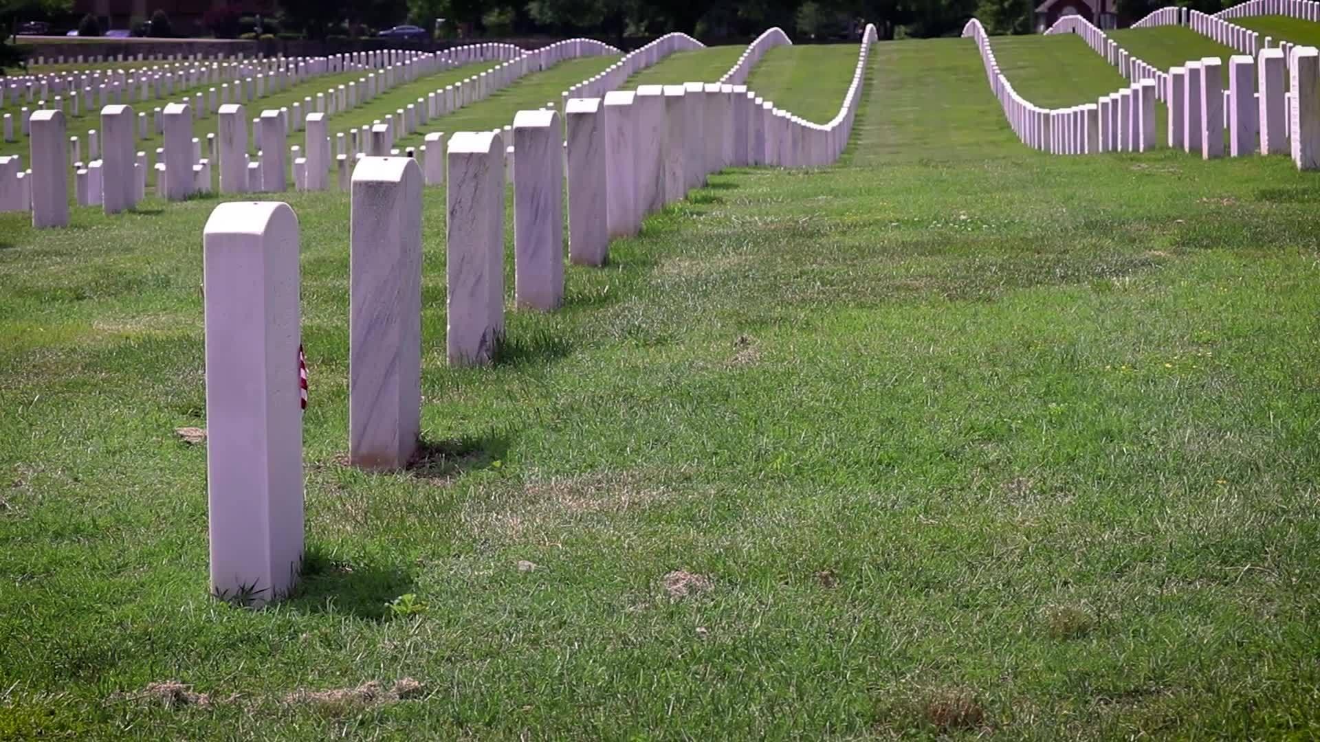 Hallowed Ground: Celebrating the history of Nashville National Cemetery