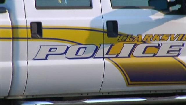 generic clarksville police