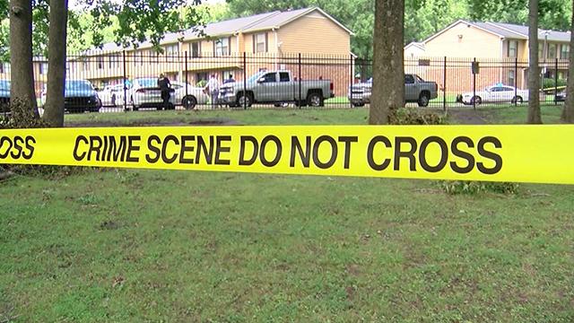 Memphis toddler shot, killed