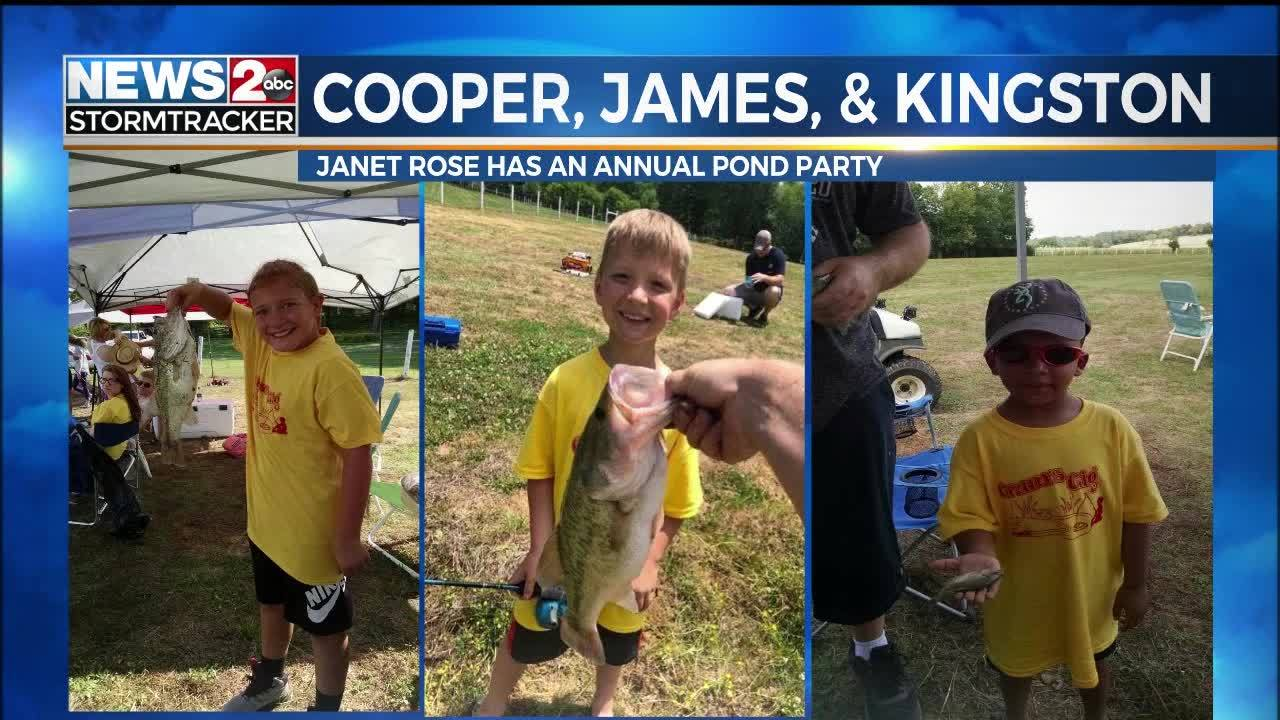 Davis Nolan Fishing Funtacular: June 14, 2019