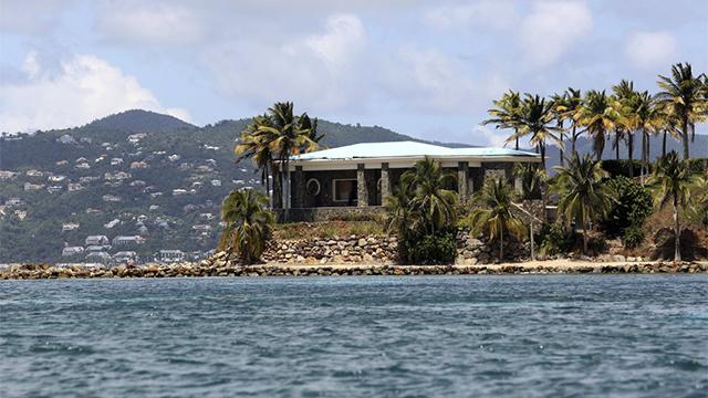 Epstein island