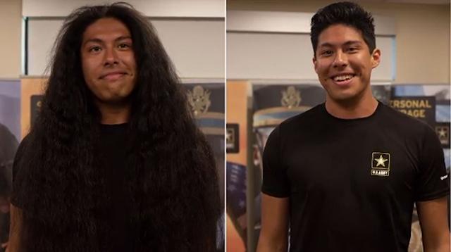 Reynaldo Arroyo haircut