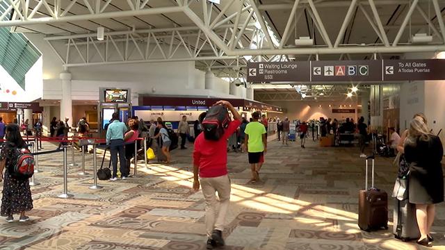 Nashville airport generic