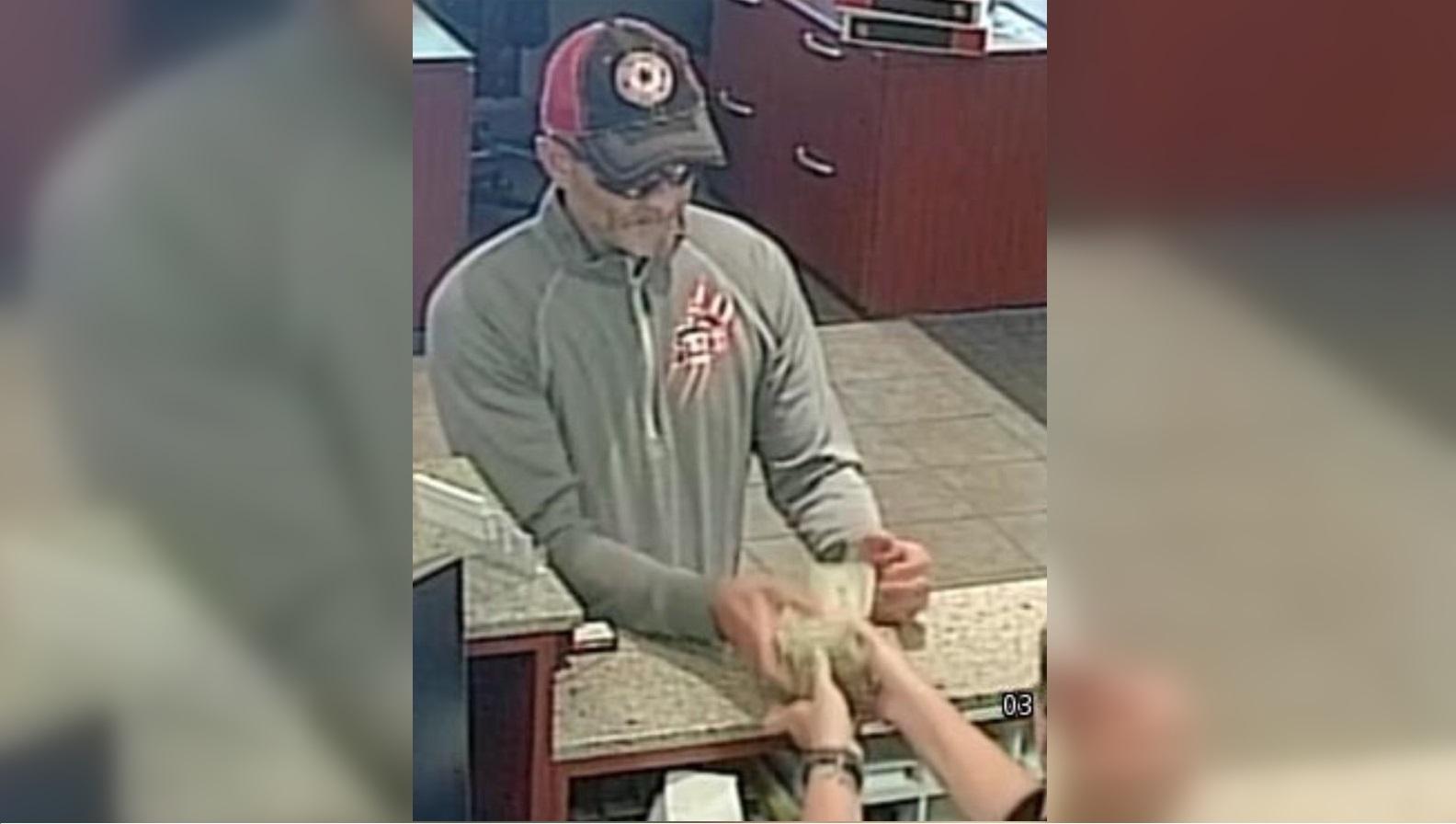 Metro bank robbery