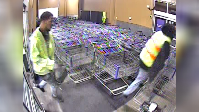 Sam's Club burglary