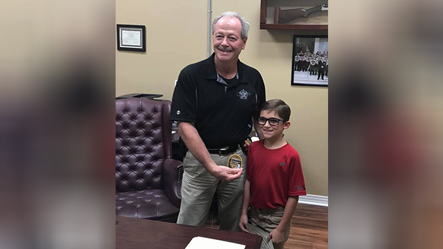 "Bedford County James ""Jasper"" Small honored"