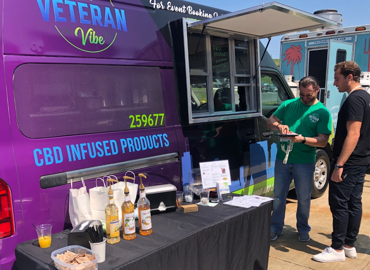 First-ever CBD food truck in Tennessee opens