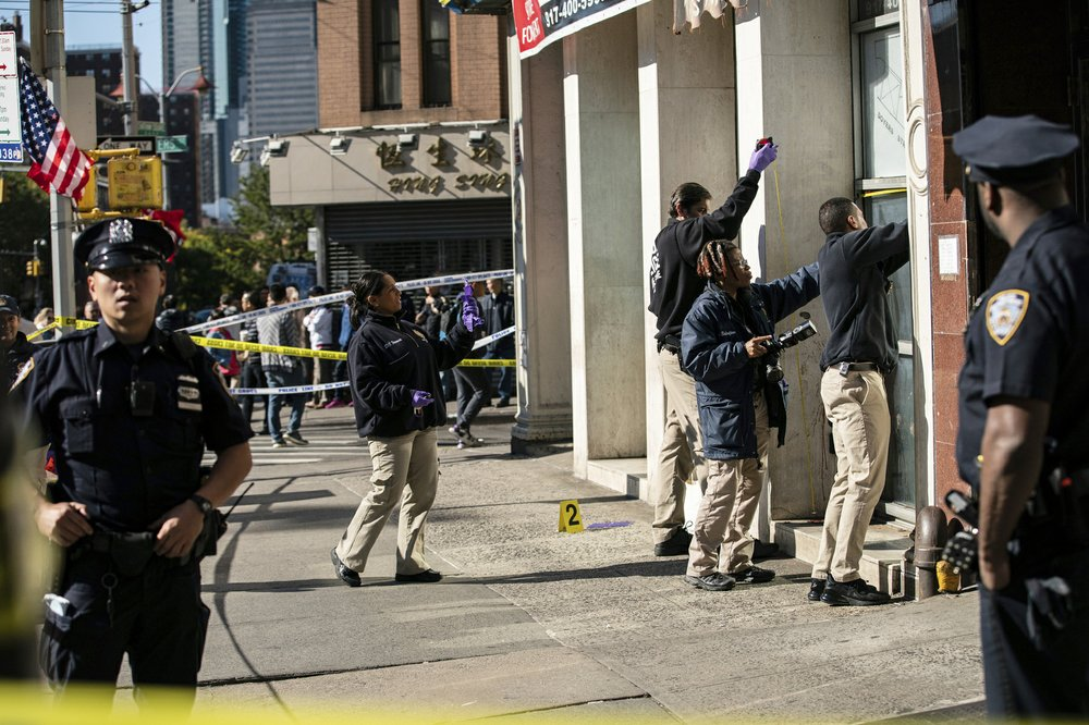 Homeless murders Chinatown