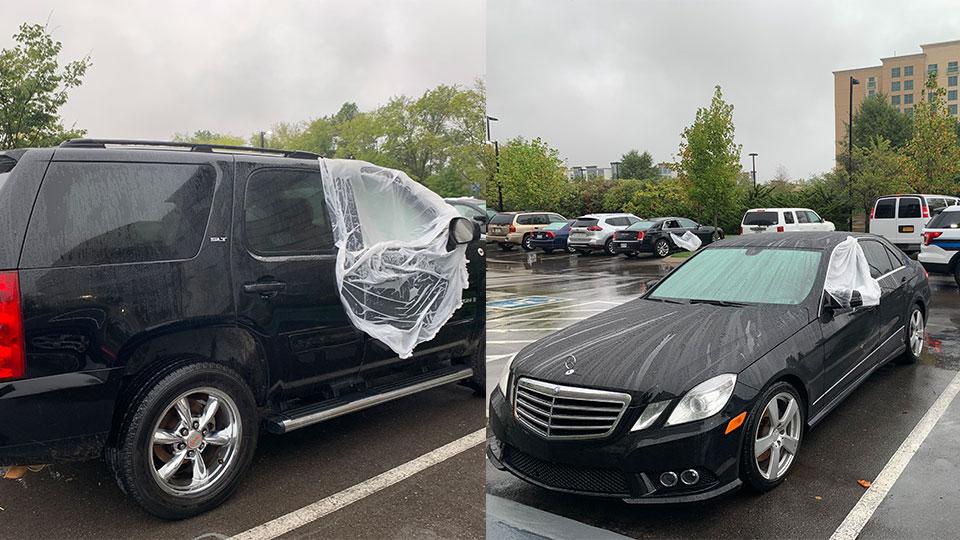 Murfreesboro car-break-ins