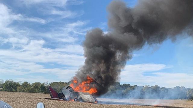 Fayette County plane crash