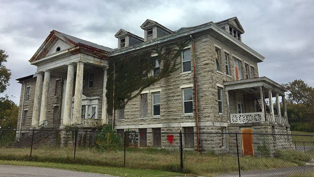 Home for Aged Masons/Masonic School – R.S. Gass Boulevard and Hart Lane