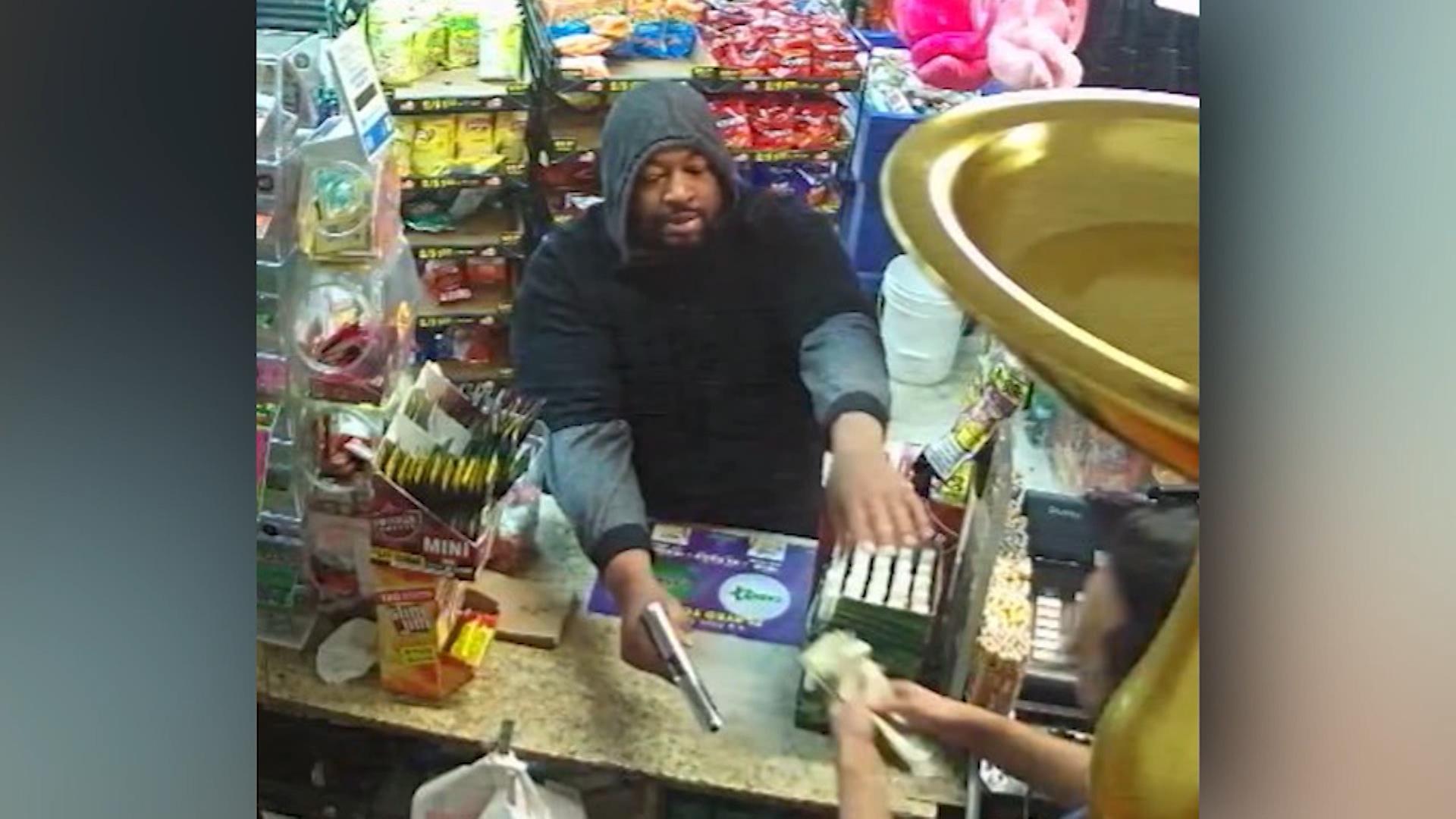 Star Market robbery