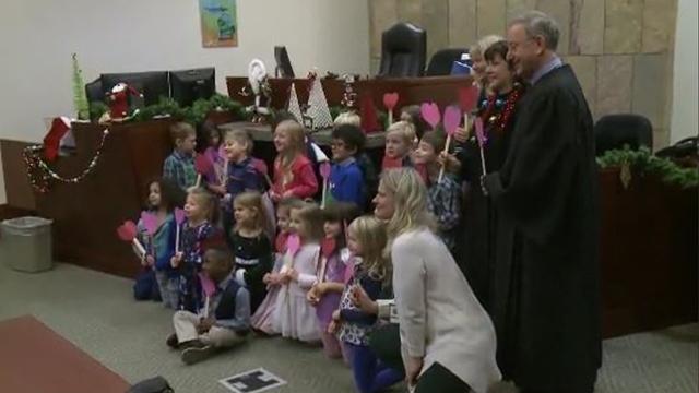 kindergarten adoption