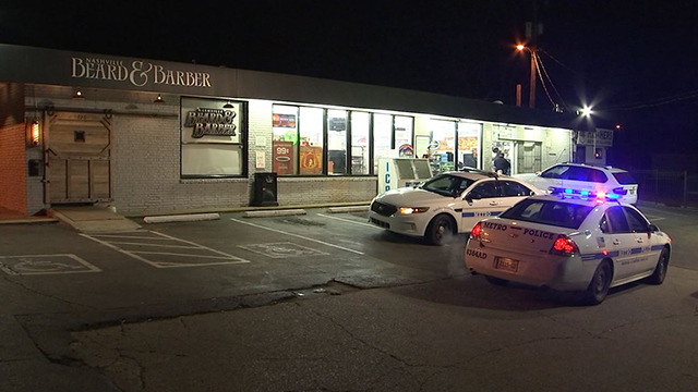 East Nashville Mini Market attempted robbery McFerrin