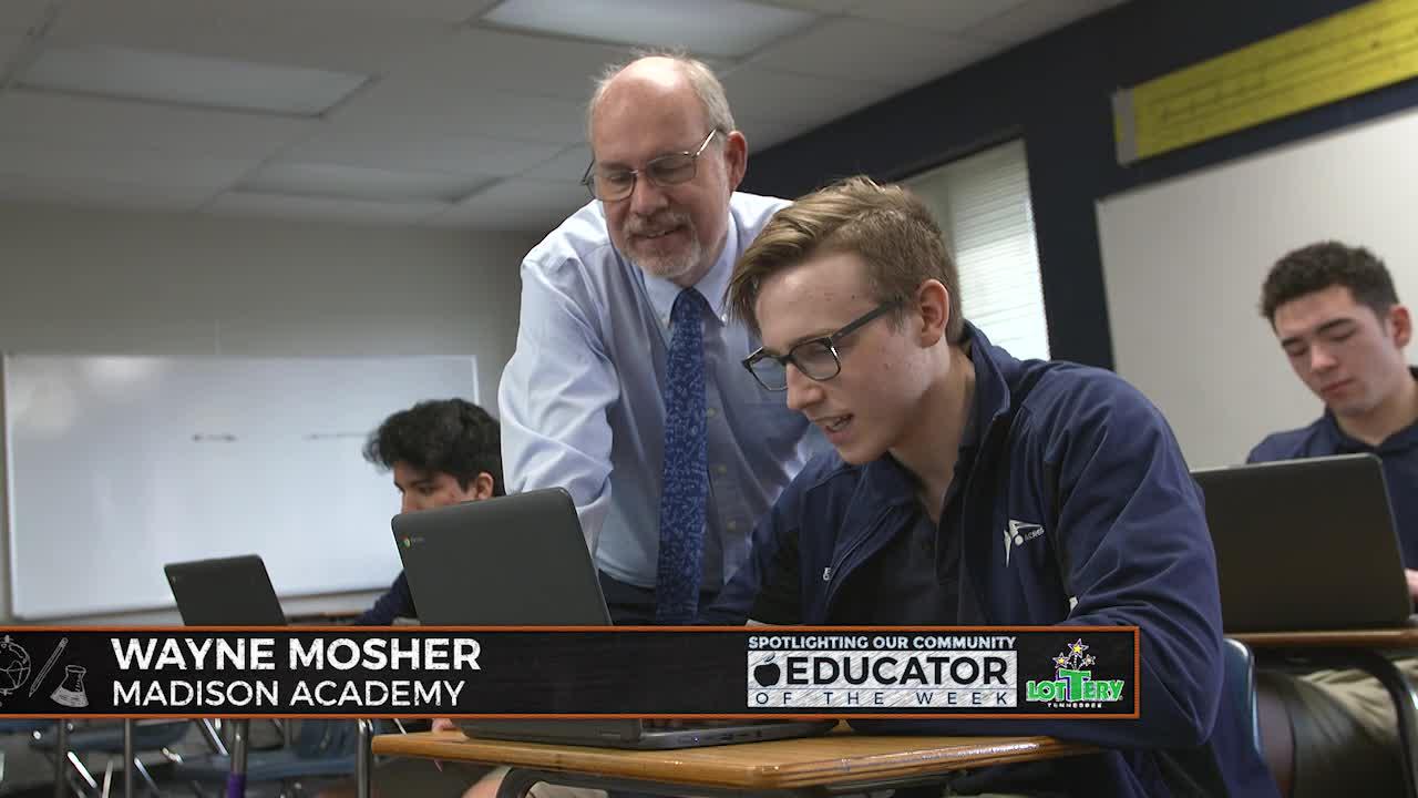 Wayne Mosher