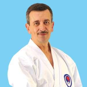 Roberto Danubio, 7th dan JKF Wado-kai