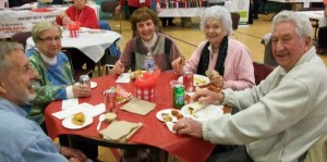 These Kentwood friends have been attending the Taste ever since 2002.