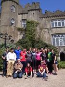 Group tour takes students to Ireland.