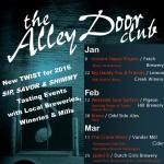 alley door club