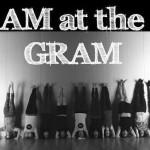 am yoga at the GRAM