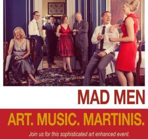 art music martinis