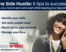 Employment Expertise: The Side Hustle: How to make more
