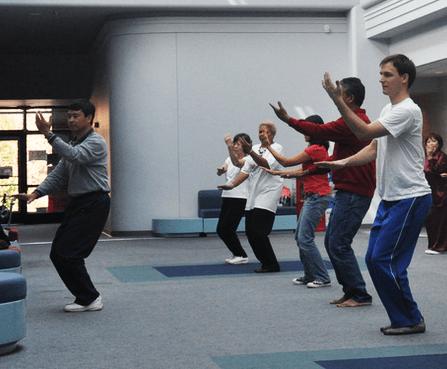 Tai Chi Classes Tuesdays, July 10-Aug  28 at Kentwood