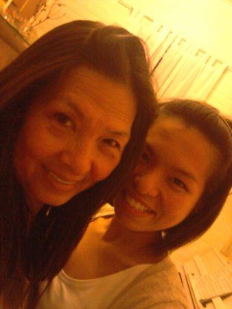 Khanh Doan et sa mère - Wake Up Sydney