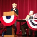 Sue Ellspermann will speak at the Lincoln Day Dinner.