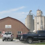 One employee at the Union Mills Co-Op lost his life in an explosion.