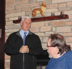 Governor-Pence