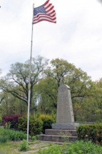 The Fletcher Cemetery Association is raising money to restore this veterans monument.