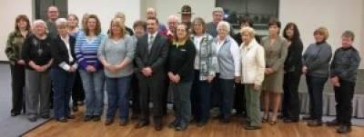 Starke County Candidates Sworn In