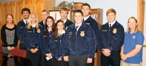 FFA Check Presentation Group