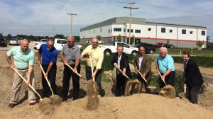 INDOT Groundbreaking