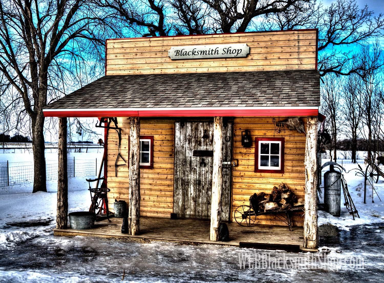 Dedication – WLB Blacksmith Shop