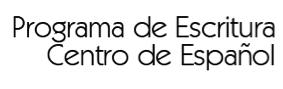 de espanol