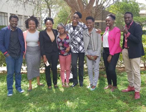 From Jack Menya, Daystar University, Kenya – What Is Inspiring Me Lately?