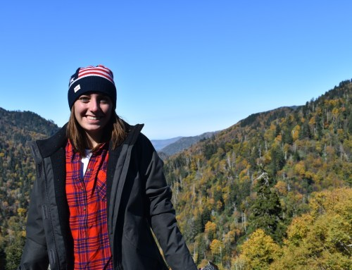 From Mackenzie Williams, Virginia Tech, USA – What Is Inspiring Me Lately?