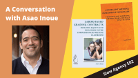 A conversation with Asao Inoue cover