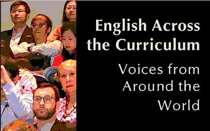English across curriculum book cover